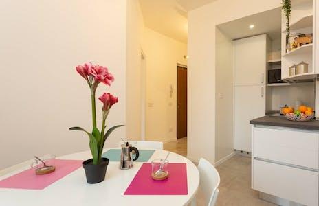 Appartement te huur vanaf 17 Feb 2020 (Via Teano, Milan)