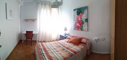 Private room for rent from 01 Jul 2019 (Calle Mariano Ruiz Funes, Murcia)