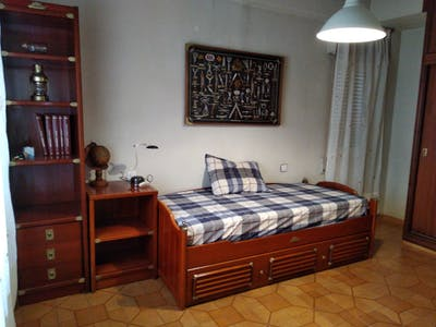 Private room for rent from 18 Feb 2020 (Calle Mariano Ruiz Funes, Murcia)