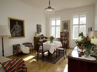 Appartement te huur vanaf 27 feb. 2020 (Volkertplatz, Vienna)