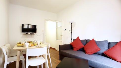 Apartment for rent from 12 Dec 2018 (Carrer de Pareto, L'Hospitalet de Llobregat)