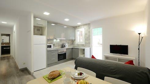Apartamento para alugar desde 16 fev 2019 (Carrer de Pareto, L'Hospitalet de Llobregat)