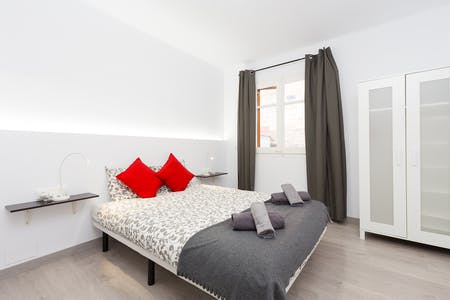 Apartment for rent from 31 Oct 2019 (Carrer de Pareto, L'Hospitalet de Llobregat)