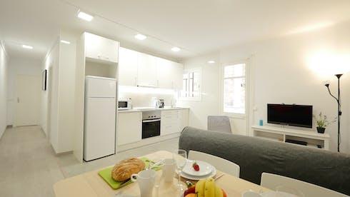 Apartamento de alquiler desde 18 Jul 2019 (Carrer de Pareto, L'Hospitalet de Llobregat)