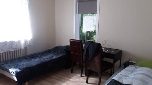 Private room for rent from 24 Mar 2019 (Skipholt, Reykjavík)