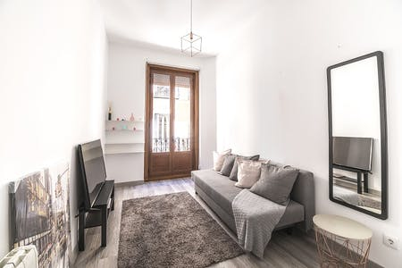 Apartment for rent from 11 Dec 2018 (Calle de los Jardines, Madrid)