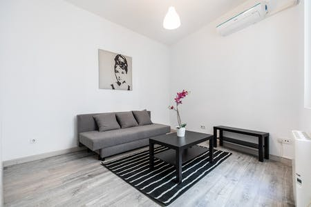 Apartment for rent from 31 Jul 2020 (Calle de los Jardines, Madrid)