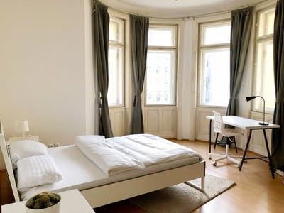 Private room for rent from 01 Jul 2020 (Taborstraße, Vienna)