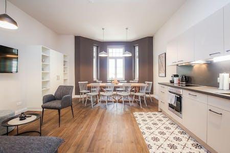 Apartment for rent from 21 Jan 2019 (Ausstellungsstraße, Vienna)
