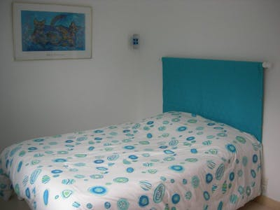 Private room for rent from 16 Jan 2019 (Boulevard de la Butte, Mulsanne)