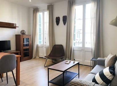 Apartamento de alquiler desde 26 nov. 2019 (Carrer de Villarroel, Barcelona)