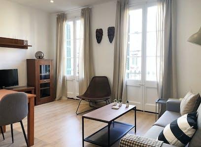 Wohnung zur Miete ab 02 Nov. 2020 (Carrer de Villarroel, Barcelona)