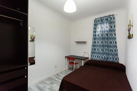 Private room for rent from 01 Sep 2019 (Calle del Conde de Romanones, Madrid)