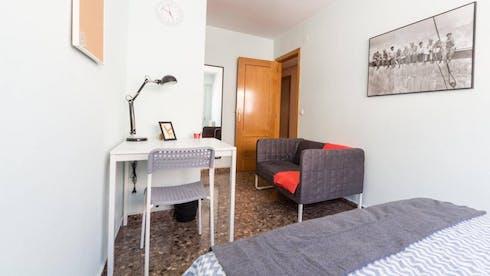 WG-Zimmer zur Miete ab 01 Feb. 2020 (Carrer Don Jose Meliá Sinistierra, Valencia)