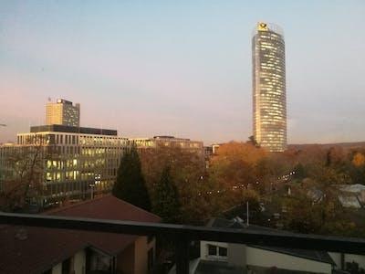 Privé kamer te huur vanaf 15 dec. 2018 (Friedrich-Ebert-Allee, Bonn)