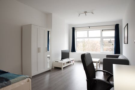 Apartment for rent from 31 Aug 2020 (Dirck Hoffstraat, Rotterdam)
