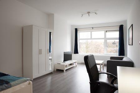 Apartment for rent from 30 Apr 2019 (Dirck Hoffstraat, Rotterdam)