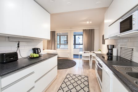 Appartement te huur vanaf 01 feb. 2019 (Asemakatu, Vaasa)