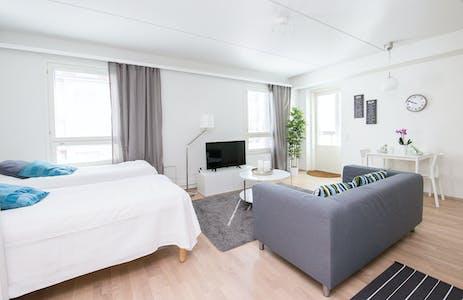 整套公寓租从20 1月 2019 (Asemakatu, Vaasa)