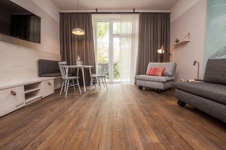 Apartment for rent from 08 May 2019 (Ausstellungsstraße, Vienna)