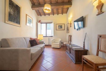 Apartamento para alugar desde 09 Jun 2020 (Via Romana, Florence)