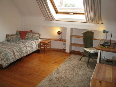 Private room for rent from 02 Mar 2019 (Ninoofsesteenweg, Anderlecht)