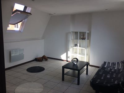 Apartment for rent from 01 Aug 2019 (Rue des Meuniers, Lille)