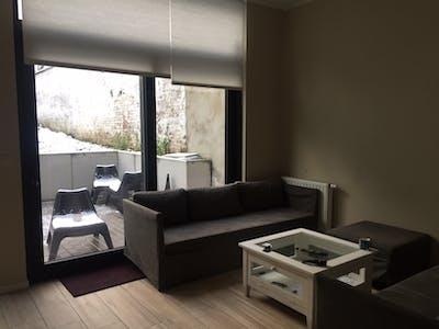 Stanza privata in affitto a partire dal 05 ott 2020 (Avenue de Roodebeek, Schaerbeek)