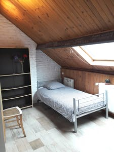 Private room for rent from 25 Feb 2020 (Rue Ernest Deconynck, Lille)