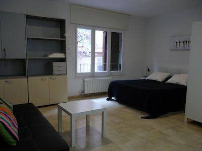 单人间租从03 4月 2020 (Carrer de Sant Eudald, Barcelona)