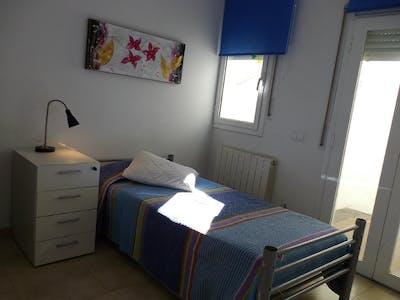 Stanza privata in affitto a partire dal 02 ago 2019 (Carrer de Sant Eudald, Barcelona)