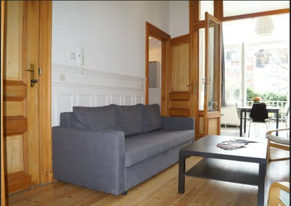 Apartment for rent from 01 Sep 2020 (Rue le Corrège, Brussels)