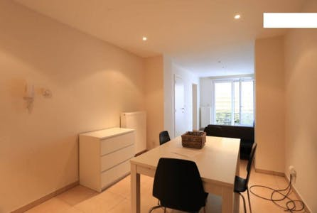 Apartment for rent from 01 Aug 2019 (Rue du Duc, Woluwe-Saint-Lambert)