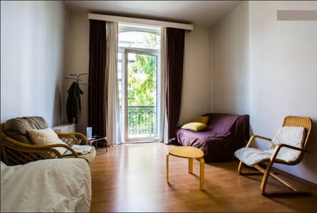 Apartment for rent from 01 May 2020 (Avenue de la Brabançonne, Brussels)