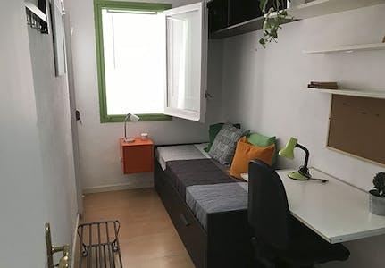 Privatzimmer zur Miete von 01 Feb. 2019 (Carrer de Sicília, Barcelona)