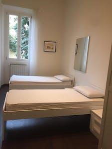 Shared room for rent from 18 Nov 2019 (Via del Ponte Sospeso, Florence)