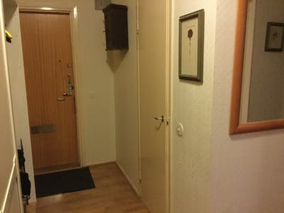 Private room for rent from 01 Mar 2020 (Keinutie, Helsinki)