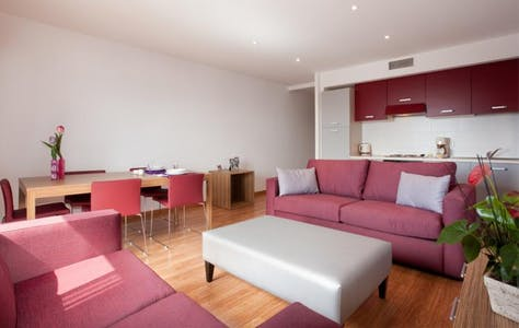 Apartment for rent from 22 Jan 2019 (Passeig de Colom, Barcelona)