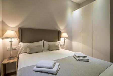 Apartment for rent from 16 Apr 2019 (Passeig de Colom, Barcelona)