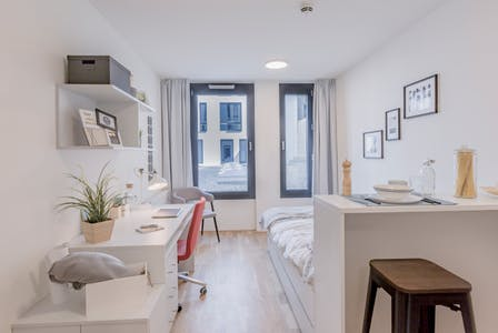 Apartment for rent from 25 Mar 2019 (Dresdner Straße, Vienna)