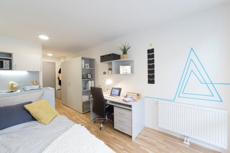 Apartment for rent from 17 Jan 2019 (Dresdner Straße, Vienna)