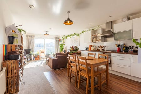 Appartement te huur vanaf 01 feb. 2019 (Tredegar Road, City of London)