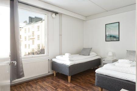 Apartment for rent from 22 May 2019 (Suvilahdenkatu, Helsinki)