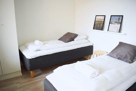 Apartamento para alugar desde 19 jan 2019 (Suvilahdenkatu, Helsinki)