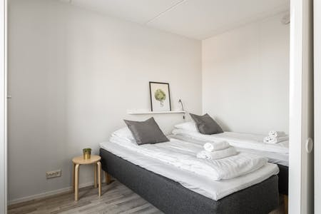 Apartment for rent from 23 Jan 2020 (Suvilahdenkatu, Helsinki)