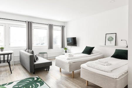 Apartment for rent from 25 Jan 2020 (Kaupintie, Helsinki)