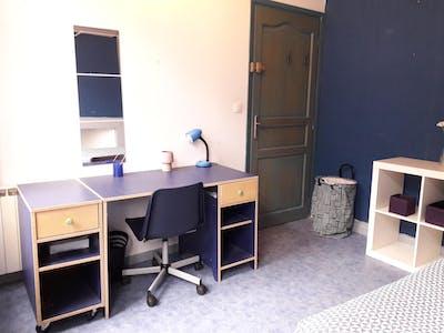 单人间租从19 12月 2018 (Rue Ernest Deconynck, Lille)