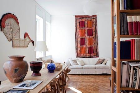 Apartment for rent from 24 Aug 2020 (Via Cicco Simonetta, Milan)