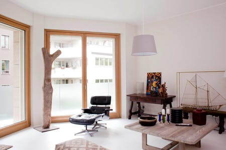 Appartement à partir du 19 févr. 2019 (Viale Luigi Majno, Milan)