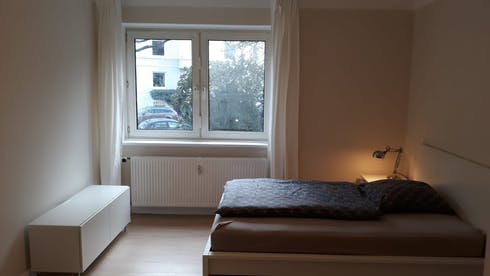 Apartment for rent from 01 Feb 2020 (Maria-Louisen-Straße, Hamburg)